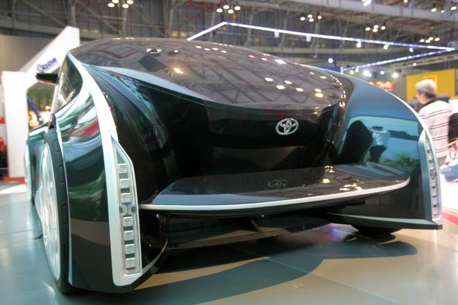 3 mau xe concept an tuong tai Vietnam Motor Show 2013 hinh anh 8