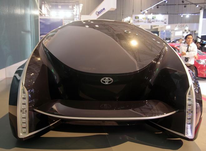 3 mau xe concept an tuong tai Vietnam Motor Show 2013 hinh anh 10