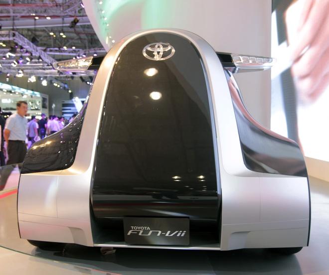 3 mau xe concept an tuong tai Vietnam Motor Show 2013 hinh anh 11