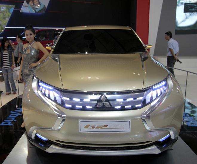 3 mau xe concept an tuong tai Vietnam Motor Show 2013 hinh anh 12