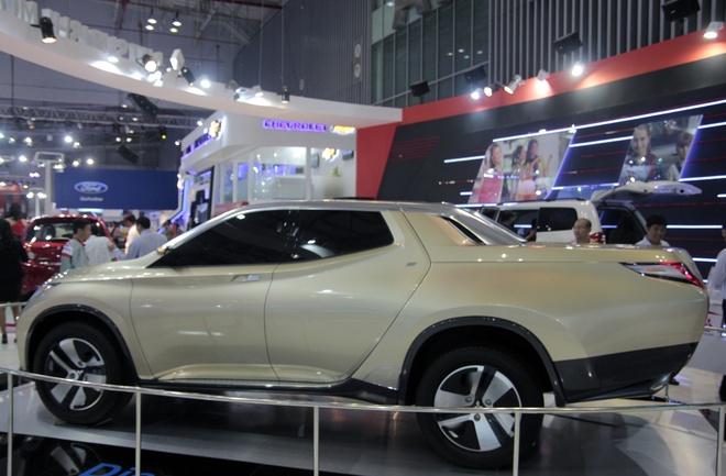 3 mau xe concept an tuong tai Vietnam Motor Show 2013 hinh anh 13