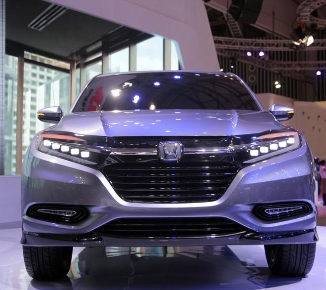 3 mau xe concept an tuong tai Vietnam Motor Show 2013 hinh anh 2