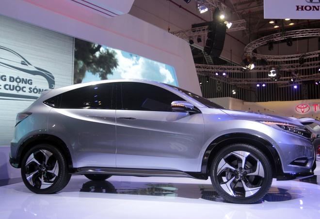 3 mau xe concept an tuong tai Vietnam Motor Show 2013 hinh anh 3