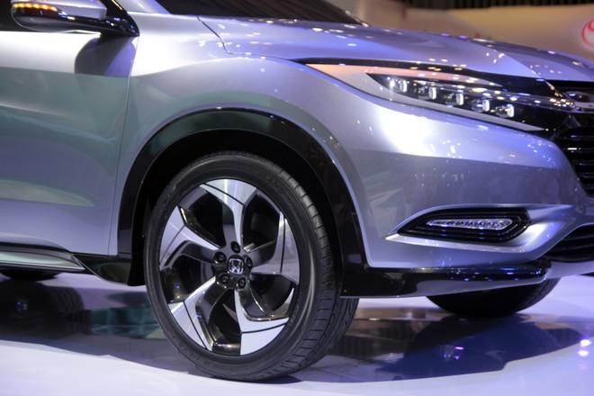 3 mau xe concept an tuong tai Vietnam Motor Show 2013 hinh anh 4