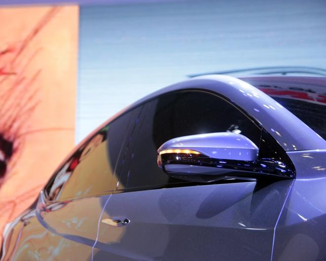 3 mau xe concept an tuong tai Vietnam Motor Show 2013 hinh anh 5