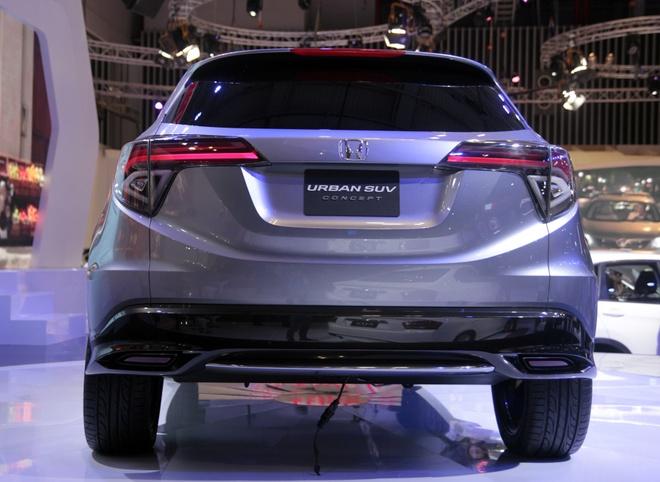 3 mau xe concept an tuong tai Vietnam Motor Show 2013 hinh anh 7