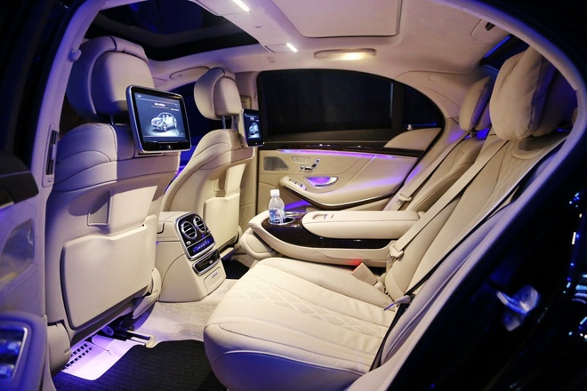 Anh chi tiet Mercedes-Benz S-Class moi hinh anh 10