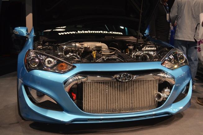 Hyundai Genesis coupe do cong suat 1.000 ma luc hinh anh