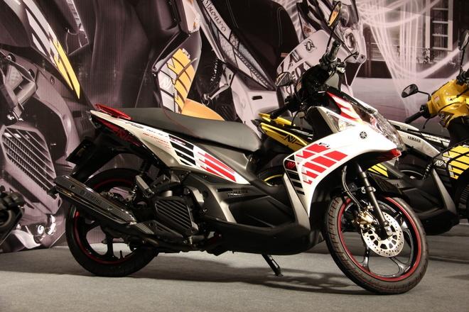 5 mau xe may chu luc cua Yamaha tai Viet Nam nam 2014 hinh anh