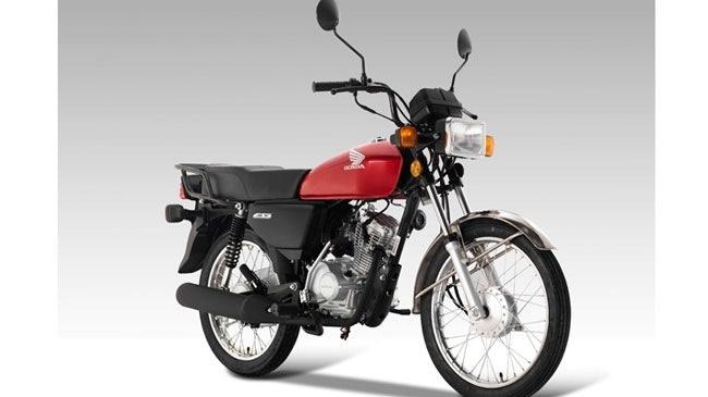Honda CG110 - Xe may Nhat sieu re moi hinh anh