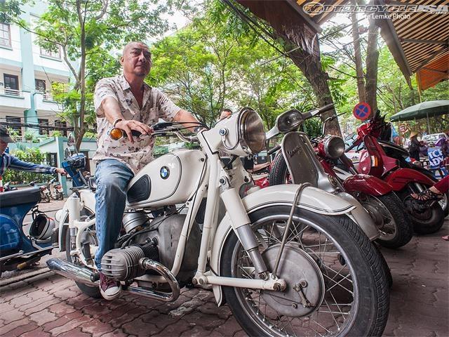 'Ong vua xe co Viet Nam' len bao My hinh anh