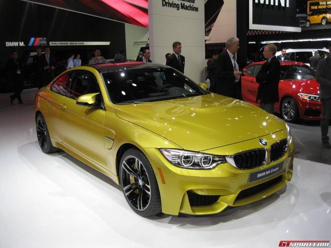 BMW M4 2014 co gia ban hon 60.000 USD tai My hinh anh