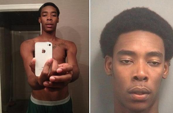 10 pha ngoi tu vi thich chup anh tu suong hinh anh 6 Cảnh sát đăng ảnh tự sướng của tên trộm điện thoại iPhone lên mạng xã hội để truy tìm tung tích. Jess Ewald bị bắt sau đó.