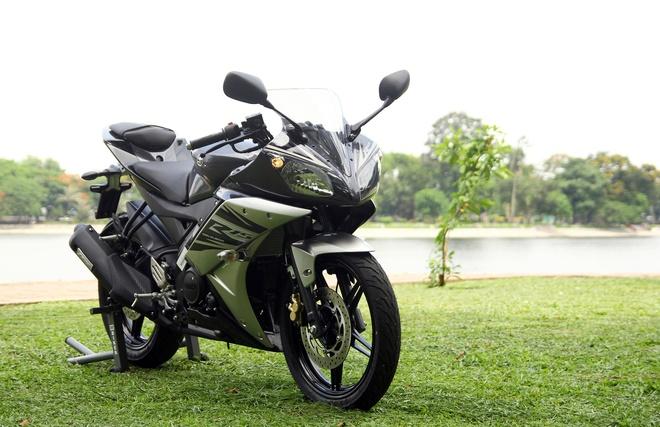 Can canh Yamaha R15 2014 moi ve Ha Noi hinh anh 1
