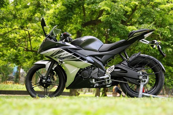 Can canh Yamaha R15 2014 moi ve Ha Noi hinh anh 2