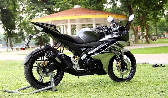Can canh Yamaha R15 2014 moi ve Ha Noi hinh anh 3