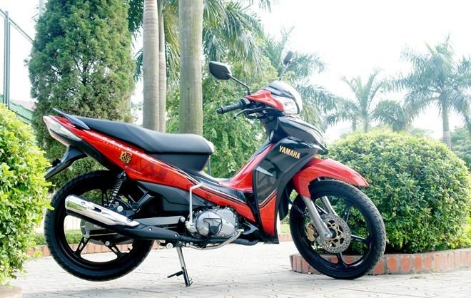 Yamaha Viet Nam trieu hoi xe Jupiter va Sirius dinh loi hinh anh 1 Mẫu xe Jupiter Fi.