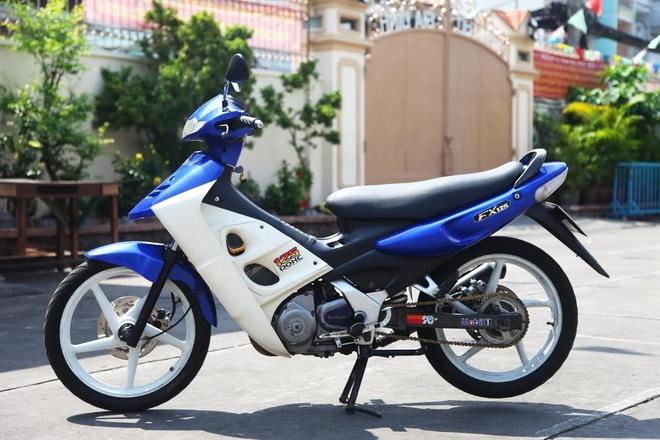 Suzuki FX - niem khat khao mot thoi hinh anh