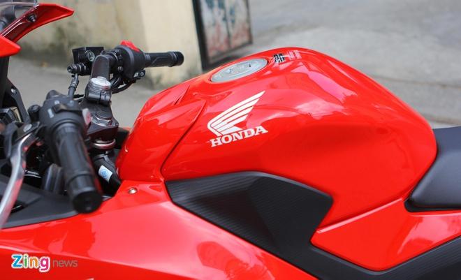 Honda CBR300R do dang Kawasaki Ninja 300 tai Ha Noi hinh anh 17
