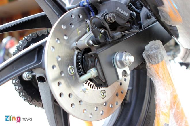 Honda CBR300R do dang Kawasaki Ninja 300 tai Ha Noi hinh anh 19