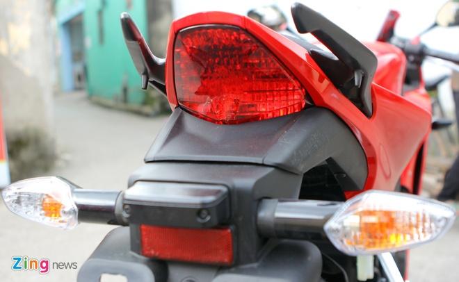 Honda CBR300R do dang Kawasaki Ninja 300 tai Ha Noi hinh anh 25