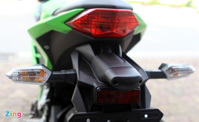 Honda CBR300R do dang Kawasaki Ninja 300 tai Ha Noi hinh anh 26