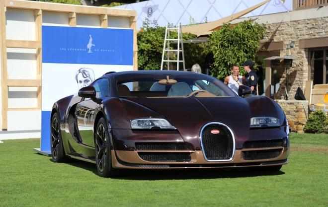 Can canh loat 6 sieu xe Bugatti Veyron huyen thoai hinh anh 6