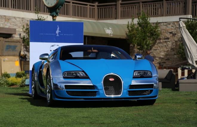 Can canh loat 6 sieu xe Bugatti Veyron huyen thoai hinh anh 5