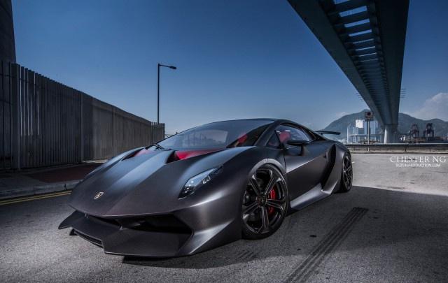Lamborghini Bắt đầu Ban Sieu Xe Hiếm Sesto Elemento Sieu Xe Zing Vn