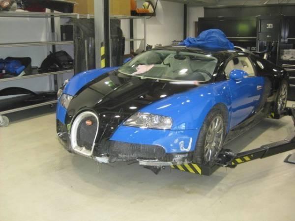 Sieu xe Bugatti Veyron gia chi 250.000 USD hinh anh