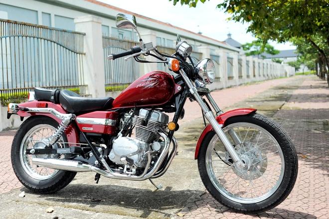 Can canh Honda Rebel 2014 gia hon 200 trieu tai Ha Noi hinh anh