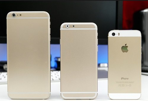 Thiet ke iPhone 5S duoc yeu thich hon iPhone 6 hinh anh