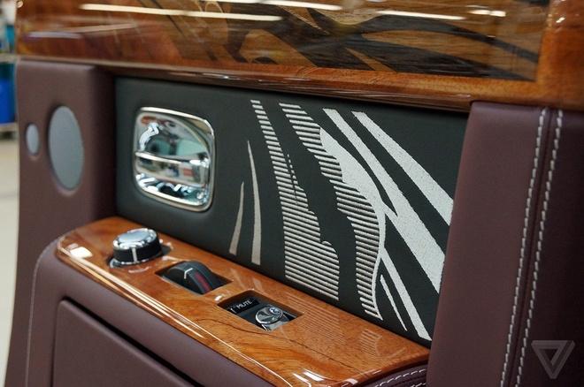 Kham pha nha may san xuat cua Rolls-Royce hinh anh 12
