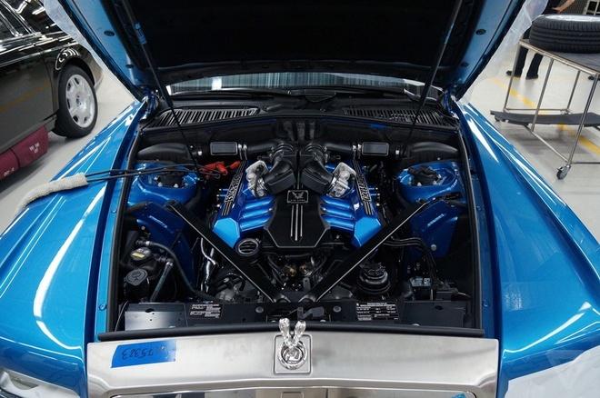 Kham pha nha may san xuat cua Rolls-Royce hinh anh 15