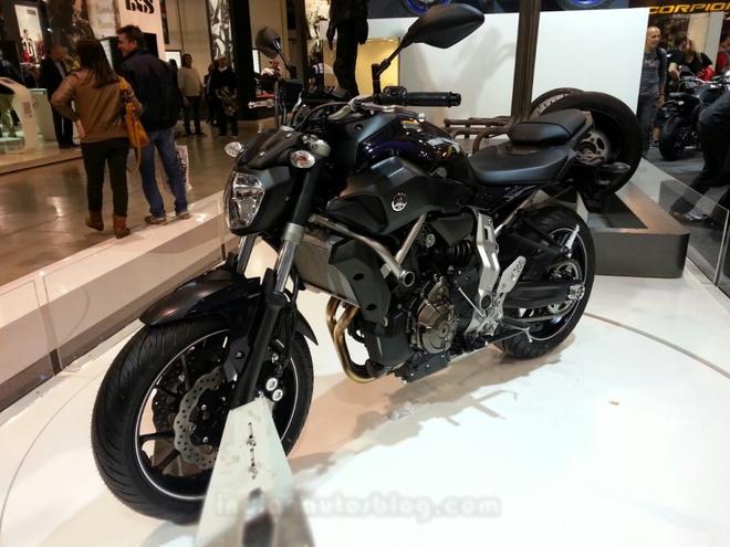 Yamaha san xuat naked bike moi tai Dong Nam A vao nam sau hinh anh
