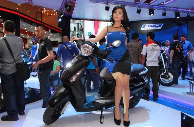 Yamaha Nozza Grande ra mat tai Indonesia hinh anh