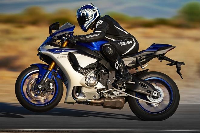 Clip gioi thieu Yamaha R1 2015 hinh anh