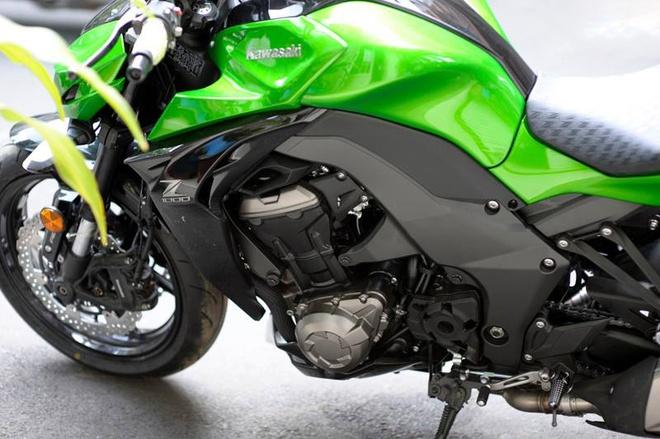 Can canh Kawasaki Z1000 2015 gia 500 trieu tai Sai Gon hinh anh 5