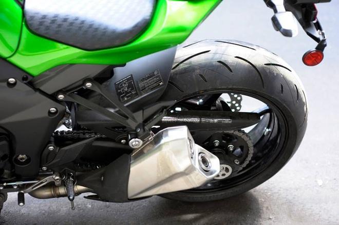 Can canh Kawasaki Z1000 2015 gia 500 trieu tai Sai Gon hinh anh 7