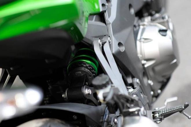 Can canh Kawasaki Z1000 2015 gia 500 trieu tai Sai Gon hinh anh 8