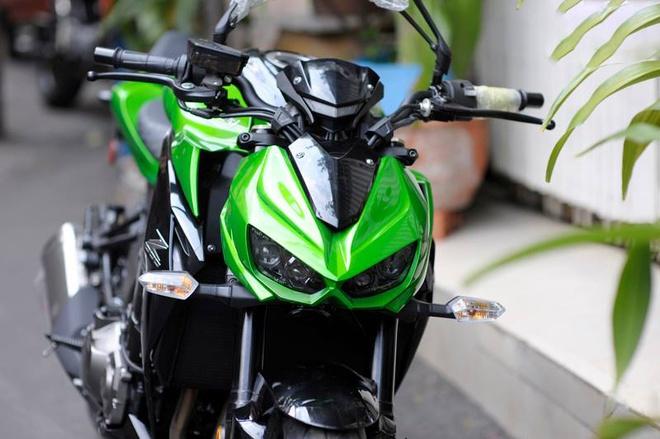 Can canh Kawasaki Z1000 2015 gia 500 trieu tai Sai Gon hinh anh 2