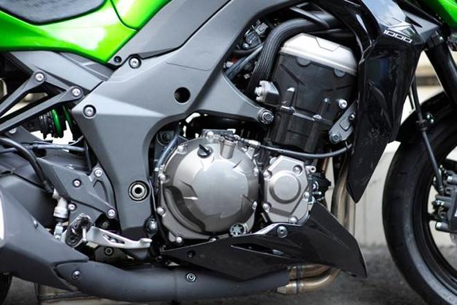 Can canh Kawasaki Z1000 2015 gia 500 trieu tai Sai Gon hinh anh 9