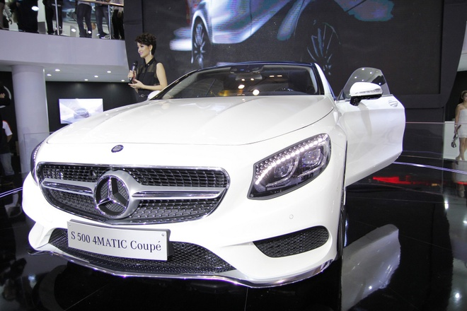 Can canh Mercedes-Benz S500 Coupe 4Matic gia hon 7 ty dong hinh anh