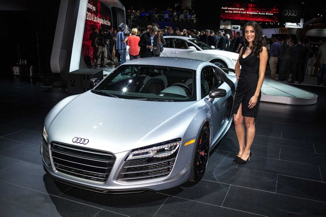 Audi trinh lang sieu xe R8 Competition so luong han che hinh anh