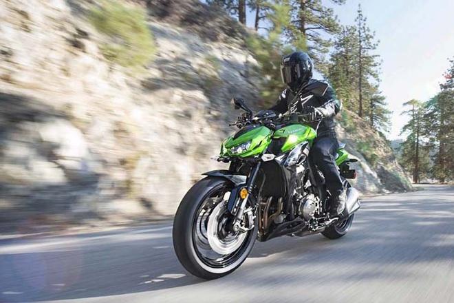 Kawasaki Z1000 2015 chau Au gia tu 23.000 USD tai Ha Noi hinh anh