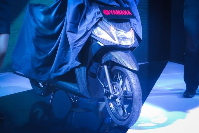 Xe tay ga Yamaha Mio Blue Core lo gia ban truoc ngay ra mat hinh anh