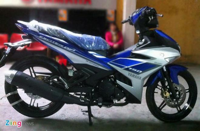Yamaha Viet Nam ra mat Exciter 150 sang nay hinh anh 1