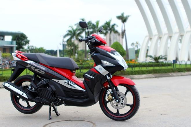 Loat xe may Yamaha moi ra mat tai Viet Nam trong nam 2014 hinh anh