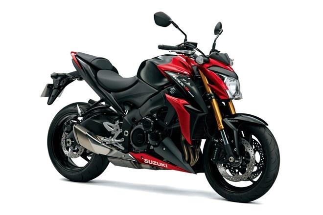 Ro ri thong so suc manh Suzuki GSX-S1000 hinh anh