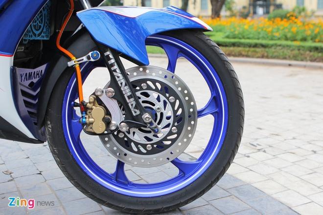 Exciter 135 do dan vo bat mat cua biker Ha Noi hinh anh 4